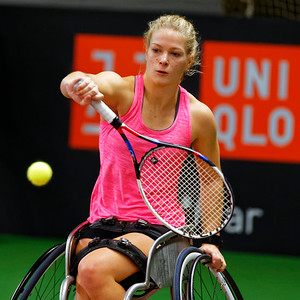 01.01 Diede de Groot - Wheelchair Doubles Masters 2017
