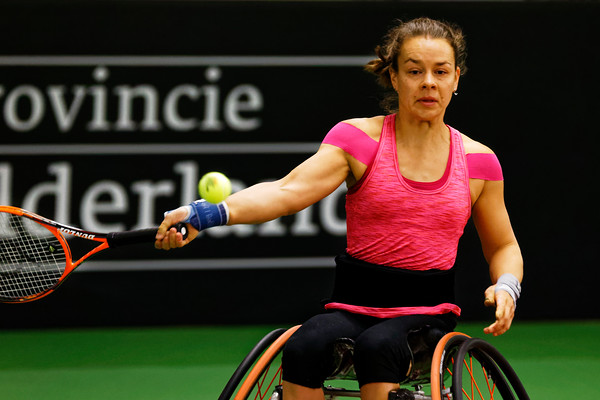 01.03 Marjolein Buis - Wheelchair Doubles Masters 2017