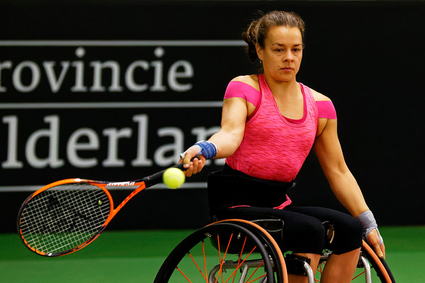 01.03b Marjolein Buis - Wheelchair Doubles Masters 2017