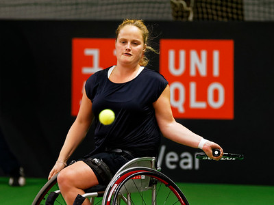 01.05 Aniek van Koot - Wheelchair Doubles Masters 2017