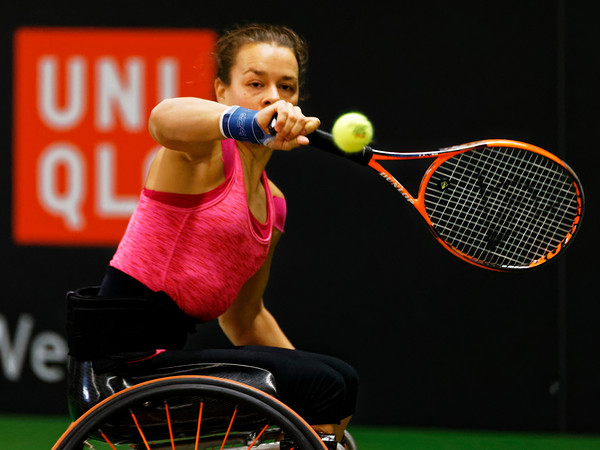 01.03a Marjolein Buis - Wheelchair Doubles Masters 2017