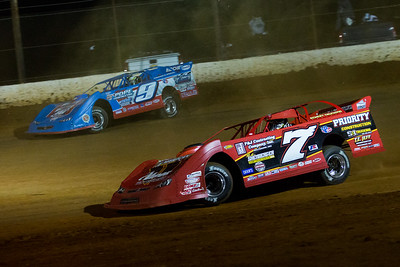 Rick Eckert (7E) and Devin Moran (9)