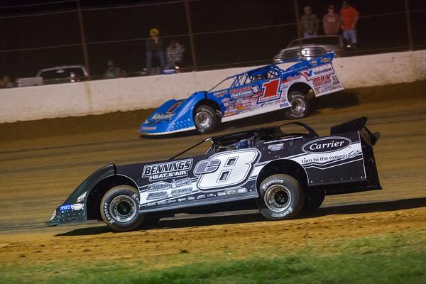Timothy Culp (C8) and Brandon Sheppard (1)