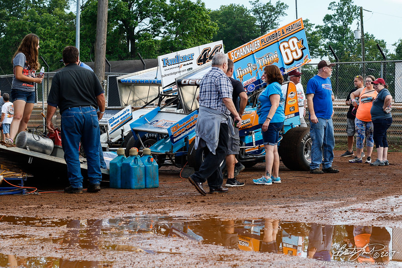 Mitch Smith Memorial - Pennsylvania Sprint Car Speedweek - Williams Grove Speedway - 69K Lance Dewease