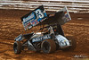 World of Outlaws Craftsman Sprint Car Series - Champion Racing Oil Summer Nationals - Williams Grove Speedway - 3 James McFadden