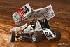 World of Outlaws Craftsman Sprint Car Series - Champion Racing Oil Summer Nationals - Williams Grove Speedway - 24 Lucas Wolfe