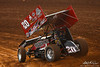 World of Outlaws Craftsman Sprint Car Series - Champion Racing Oil Summer Nationals - Williams Grove Speedway - W20 Greg Wilson
