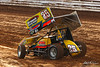 World of Outlaws Craftsman Sprint Car Series - Champion Racing Oil Summer Nationals - Williams Grove Speedway - 25 Aaron Ott