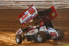 World of Outlaws Craftsman Sprint Car Series - Champion Racing Oil Summer Nationals - Williams Grove Speedway - 88 Brandon Rahmer