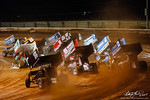 dirt track racing image - 55th annual Champion Racing Oil National Open - Williams Grove Speedway