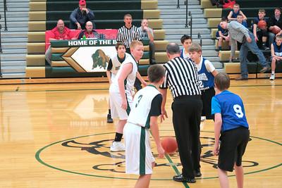 Bennett Basketball