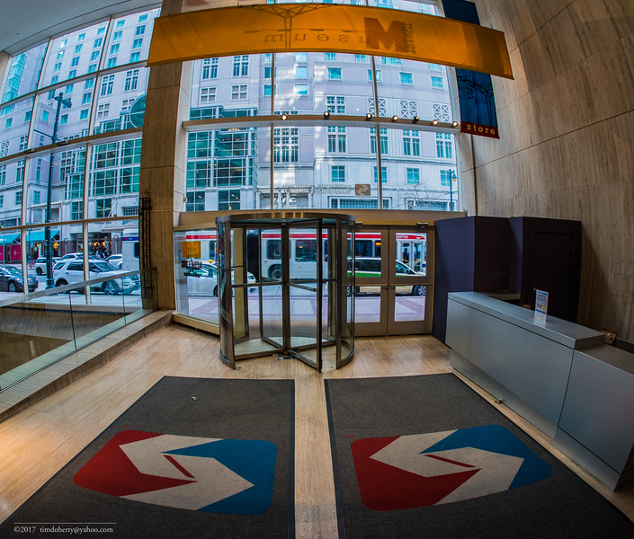 The SEPTA HQ at 1234 Market Street.