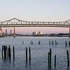 The Tobin Bridge