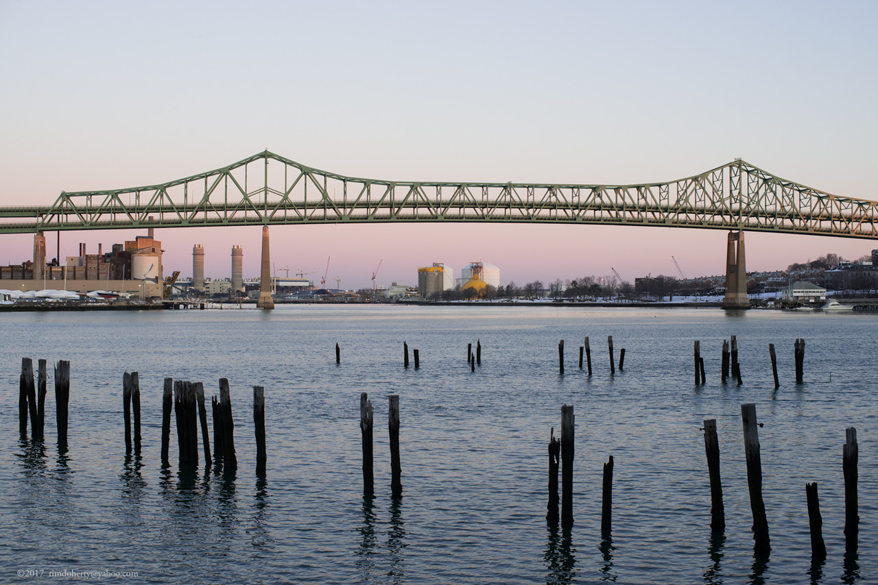 The Tobin Bridge