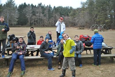 Winter Camp, Feb 2017