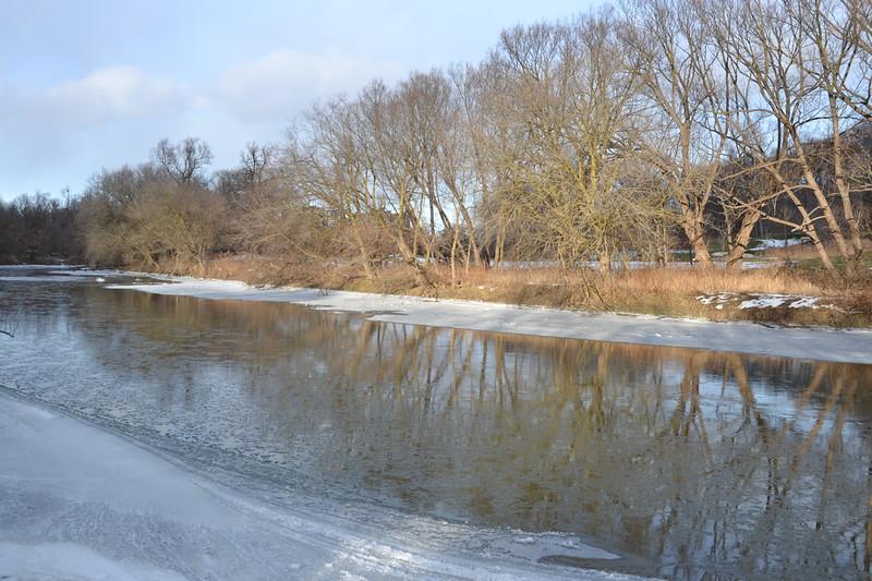 Toronto - Humber River Winter