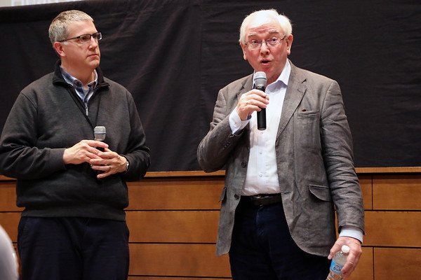 Q&A with Terence Davies