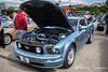 V8 USR Ford Mustang V8 GT 4.6 litre (2005)