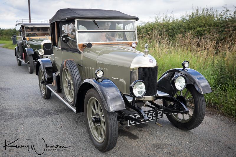CC 4592 Morris Cowley 11.9 (1924)
