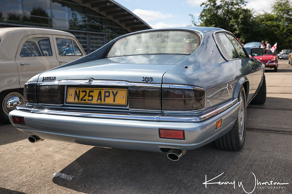 N25 APY Jaguar XJS 4.0