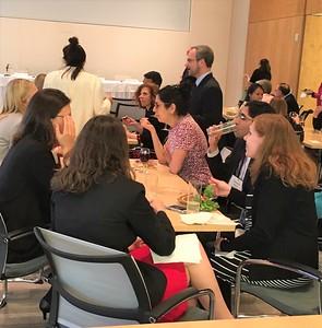 May 4, 2017 - YLSA of New England Dinner and Panel