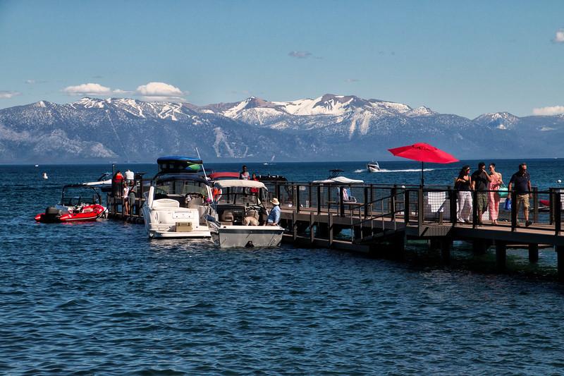 Tahoe City Marina, Tahoe City, Nevada