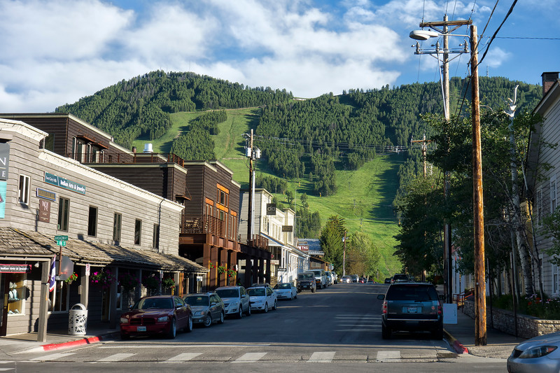 Jackson, Jackson Hole, Wyoming