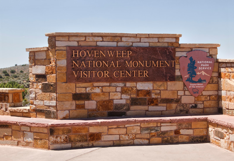 Hovenweep National Monument Visitor Center, Colorado  and Utah