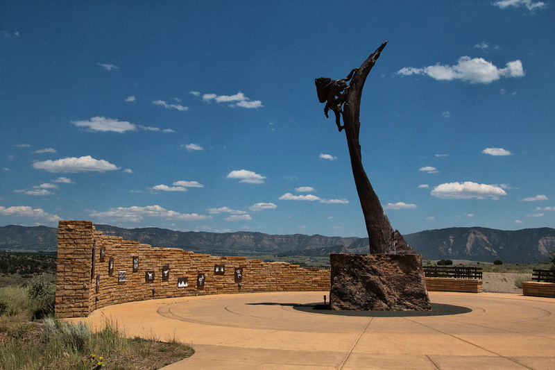 Mesa Verde National Park Visitor Center,  Colorado