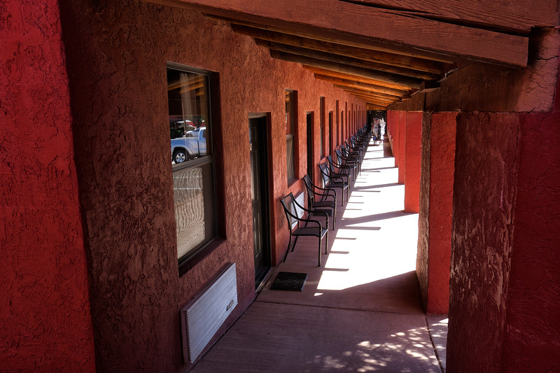 Thunderbird Lodge, Canyon De Chelly, Chinle, Arizona