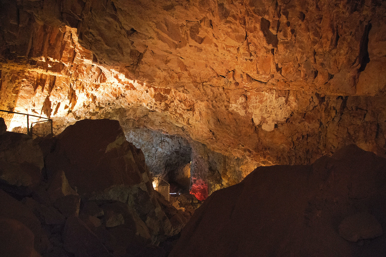 Grand Canyons Caverns, California