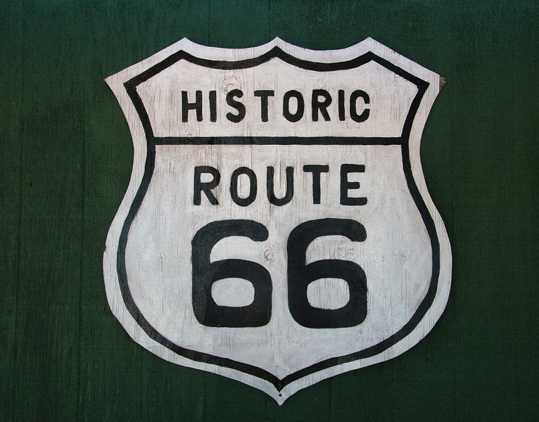 Historic Route 66, California