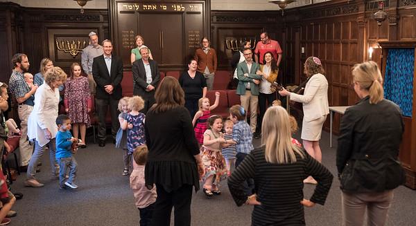 Yom Kippur Children's Service 2017