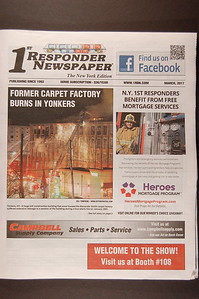 1st Responder Newspaper - NY - March 2017
