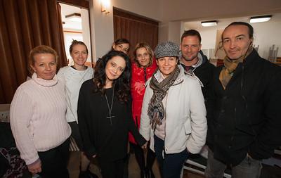 2017-11-27 zkouska s kapelou - Lucie Bila