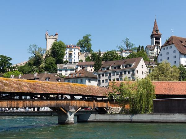 Switzerland, May 2017