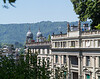 Neoclassical rooflines