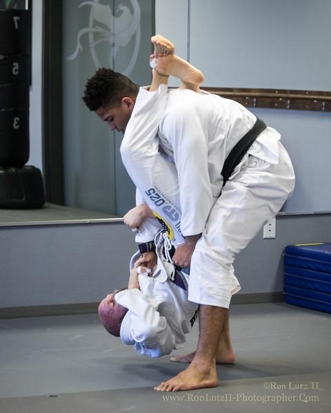 A Giant's Jiu Jitsu