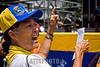 Venezuela : Manifestantes opositores al gobierno de presidente Maduro se concentraron en Chacaíto , al este de Caracas , por los cien días continuos de protestas en contra del gobierno / Opositors demonstrators to the government of president Maduro gathered in Chacaíto , at the east of Caracas , for the one hundred days of protests against the government / Venezuela : Kundgebung der Opposition gegen die Regierung von Präsident Maduro © Agustin Garcia/LATINPHOTO.org
