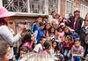 Colombia : El alcalde de Bogotá , Enrique Peñalosa , inauguró la macromural que forma parte del proyecto Habitarte en Bogotá , Colombia.. / the Mayor of Bogotá , Enrique Peñalosa , inaugurated the macromural that is part of the Habitarte project in Bogotá , Colombia / Kolumbien : Das Farbenprojekt Habitarte in der Hauptstadt Bogota - Urbanisierung © Daniel Andrés Garzón Herazo/LATINPHOTO.org