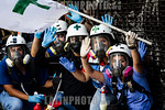 Venezuela : Conflictos en Caracas - ambulancia / Venezuela conflict Archives - Venezuela Conflict Stock Photos 2017 / Venezuela :  Archivmaterial zum Thema Krise in Venezuela - Caracas - Dem ...