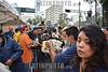 Mexico - Ciudad de México : Terremoto en México / Mexico City earthquake / Mexiko : Hilfskräfte beim Verteilen von Trinkwasser am Tag  nach dem Erdbeben vom 19.09.2017 in Mexiko - Stadt © Andreas de la Rosa/LATINPHOTO.org