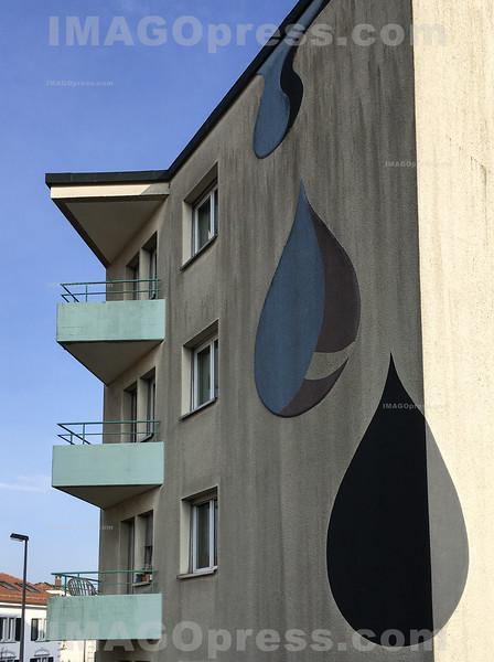Regentropfenhaus am Vorderer Steinacker 4 in Olten © Patrick Lüthy/IMAGOpress.com