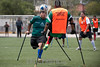 Adapted soccer