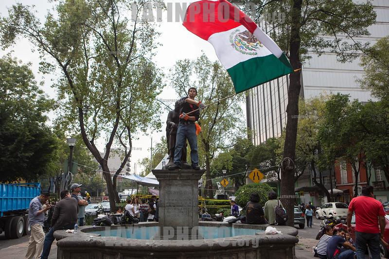 Mexico: Earthquake @ Lucero