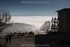 01. 01. 2017 Sicht auf das Nebelmeer vom der Höhenklinik  Allerheiligenberg © Patrick Lüthy/IMAGOpress.com