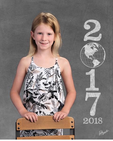 Evie 3rd Grade