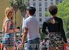 Argentina - Buenos Aires - 18.11.2017 Bailando se da cuenta - 26° Marcha del orgullo gay / Argentinien : Teilnehmer an der 26 . Parade der Lesben - und Schwulenbewegung Marcha del Orgullo Gay am 18.11.2017 in Buenos Aires © Walter Marthi/ LATINPHOTO.org