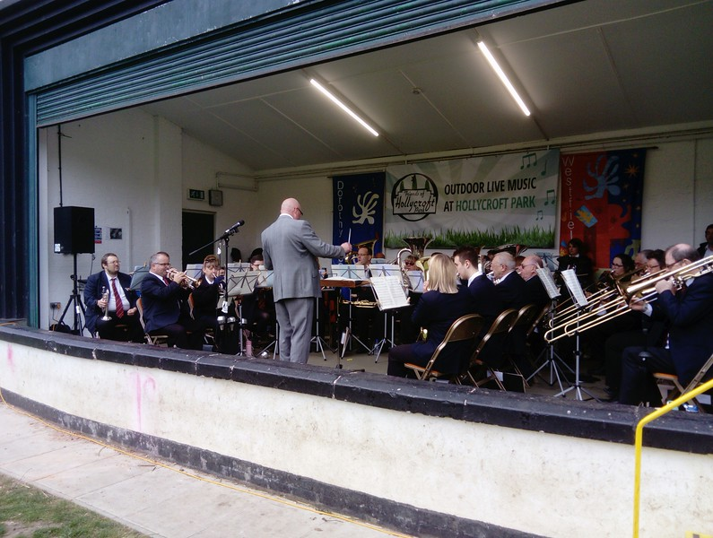 Ratby Mid Band