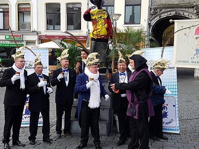Blauwe Schuit, opening carnavalsseizoen